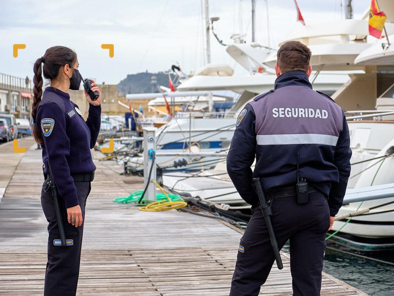 Seguridad en Puertos