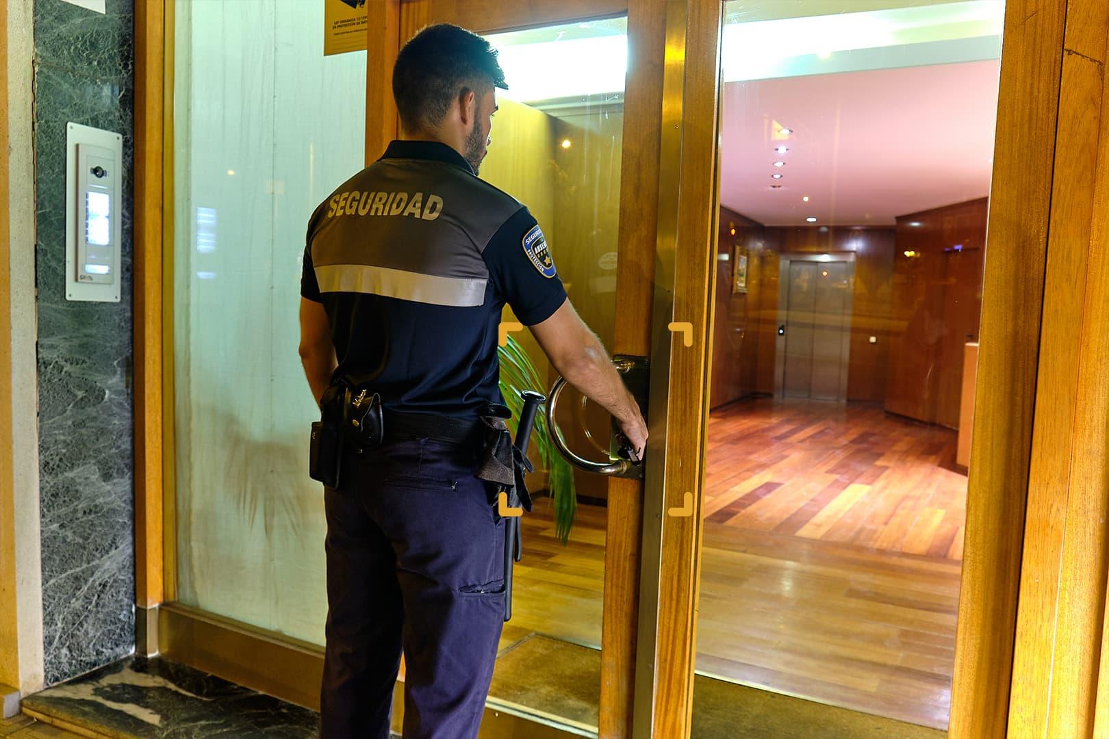 Seguridad Privada Anti Ocupaciones