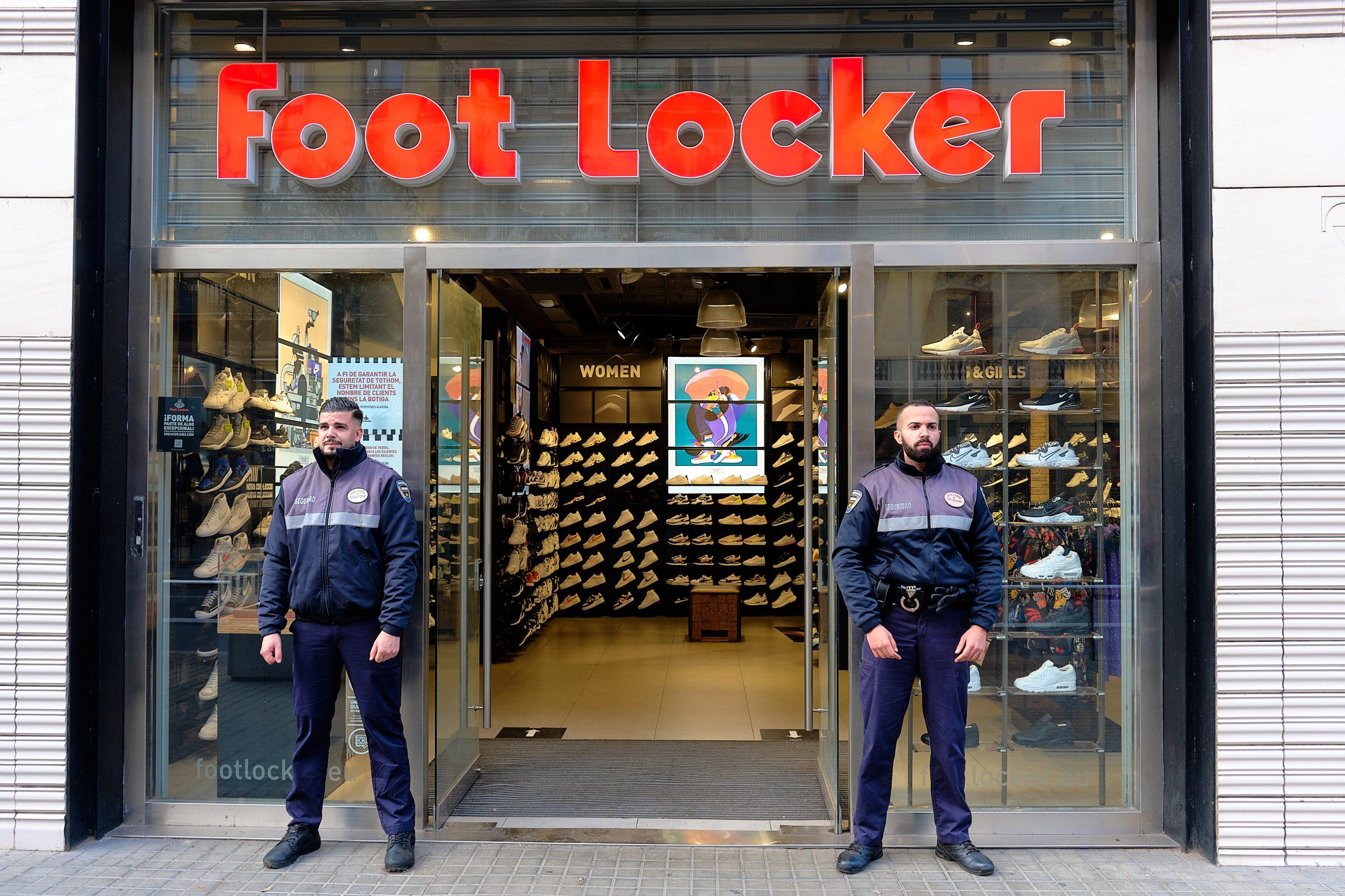 Seguridad Privada Tiendas y Centros Comerciales
