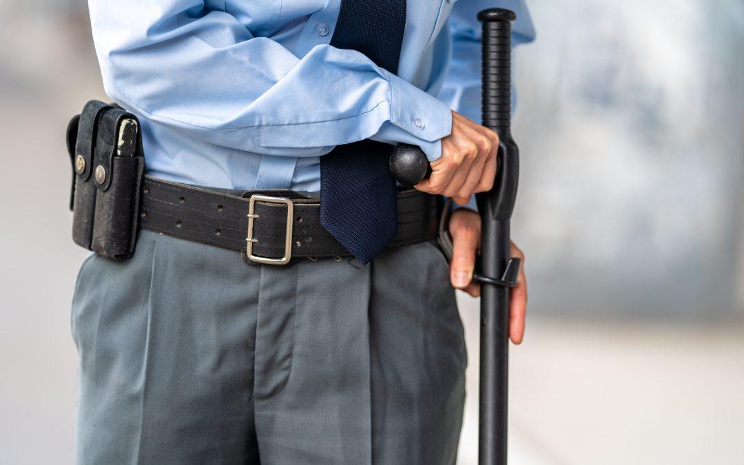 Uso de la fuerza y defensa por parte del Personal de Seguridad
